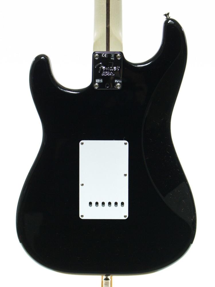 Fender Fender Eric Clapton Stratocaster Electric Guitar Black