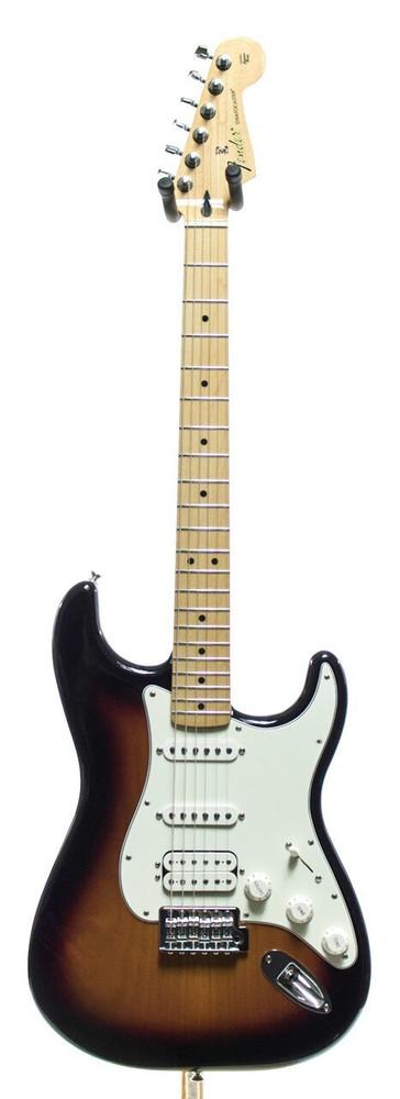 Fender Fender Standard Stratocaster HSS Brown Sunburst