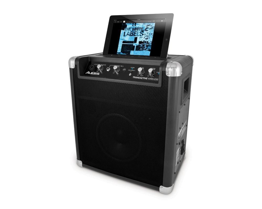 Alesis Alesis TransActive Wireless Portable Powered Bluetooth Speaker System