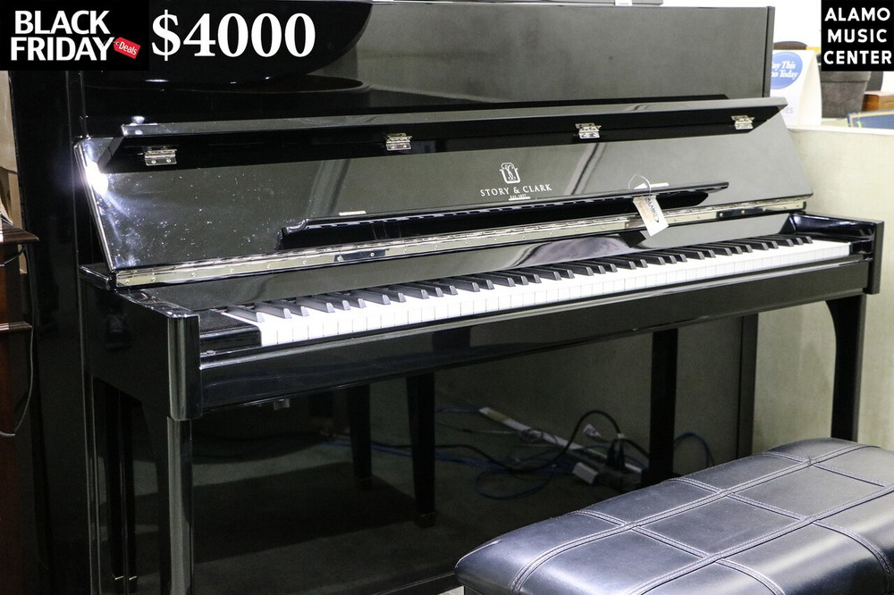 Story and Clark Story and Clark SC S7 Cosmopolitan Upright Piano