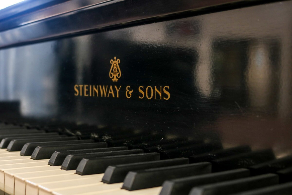 Steinway Steinway and Sons 611 Model B Semi Concert Grand Piano