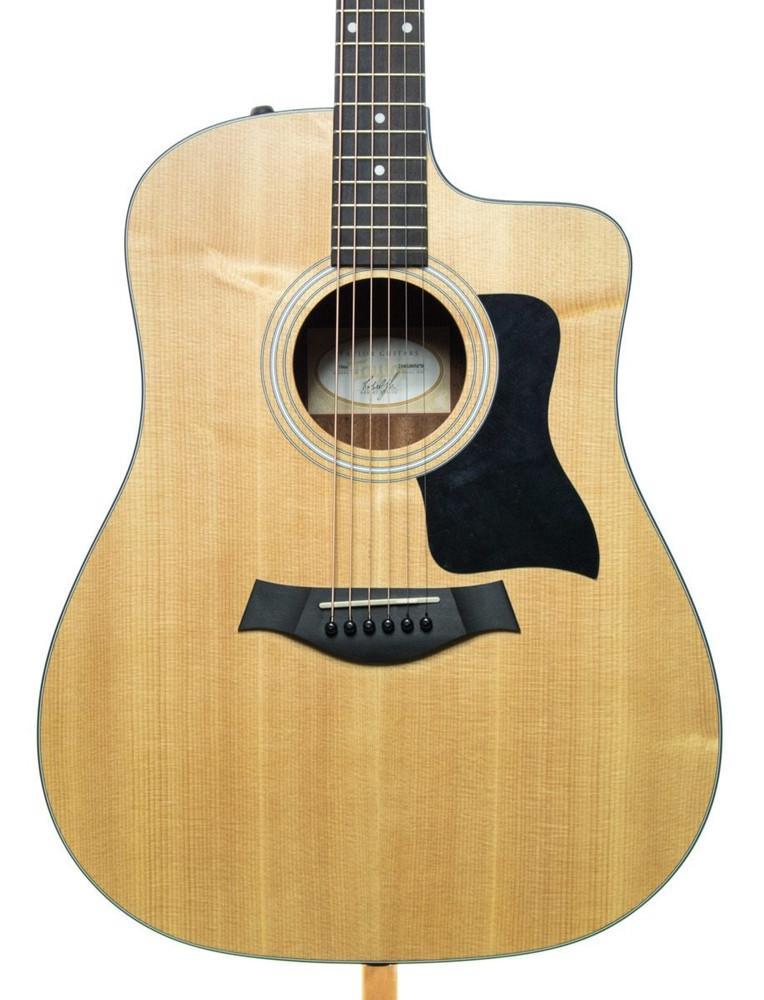 Taylor Guitars Taylor 110CE Dreadnought Cutaway Acoustic-Electric Guitar