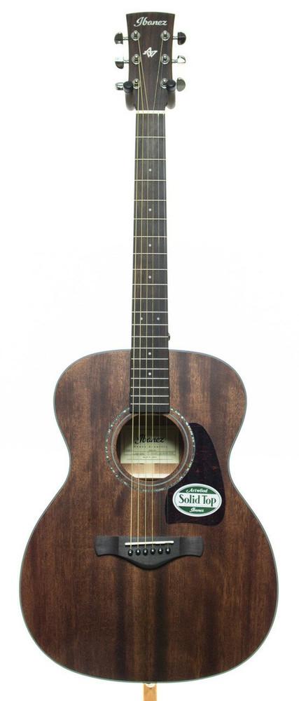 Ibanez Ibanez AC240OPN Artwood Mahogany Grand Concert Acoustic Guitar