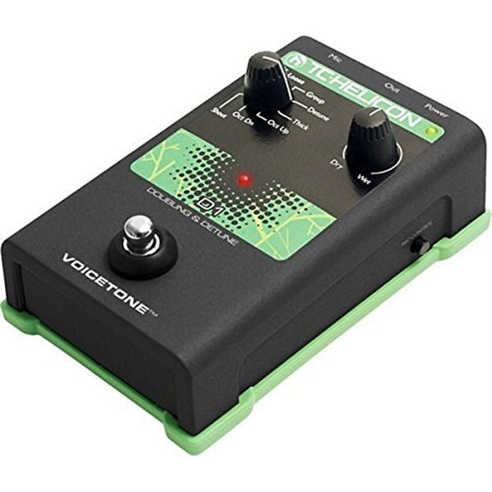 TC Electronic TC Helicon VoiceTone D1 Vocal Effects Processor