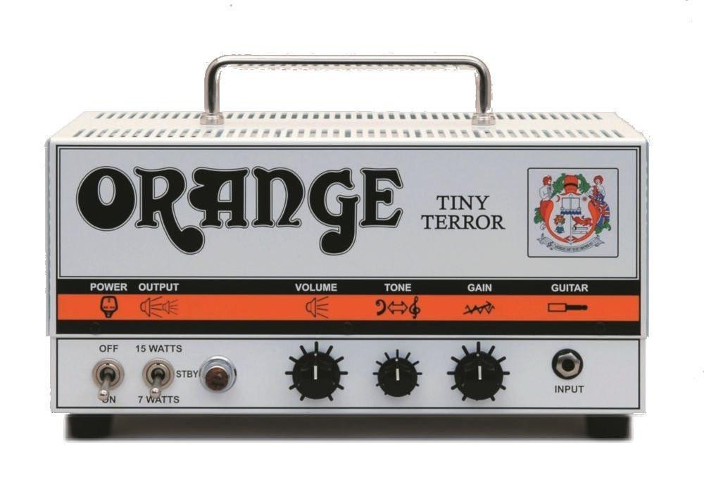 Orange Orange TT15H Tiny Terror 15 Watt Tube Amp Portable Guitar Head