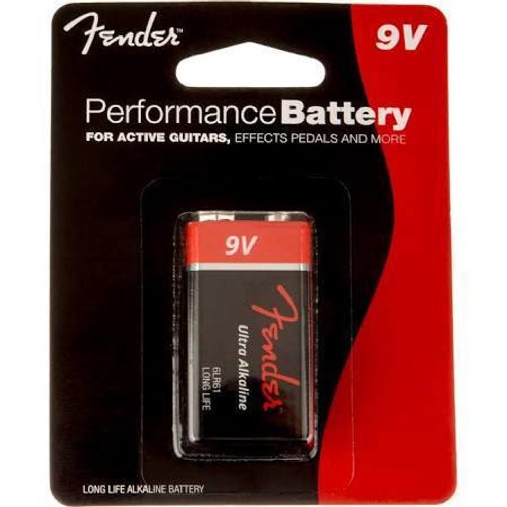 Fender Fender Single 9-Volt Battery