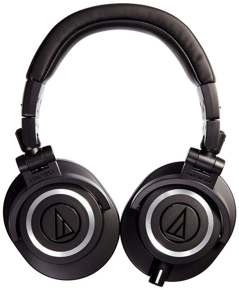 Audio-Technica Audio-Technica ATH-M50X Professional Studio Monitor Headphones