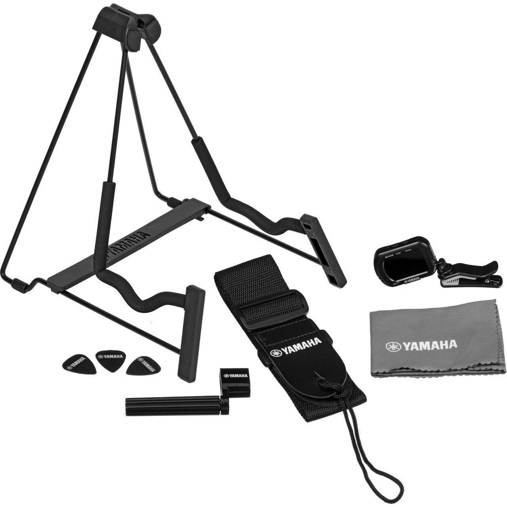 Yamaha Yamaha Ax Pack Accessory Kit for Electric and Acoustic Guitars