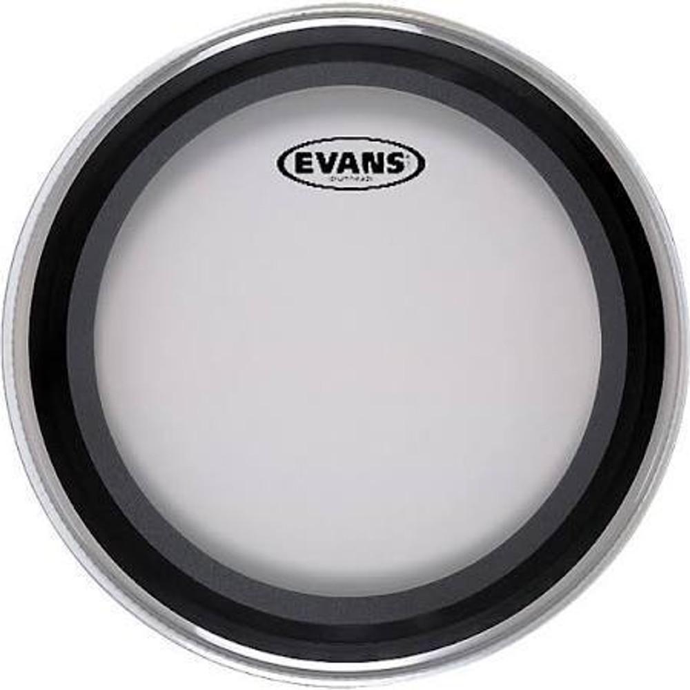 Evans Evans 22 EMAD 2 Clear Batter Bass Drum Head