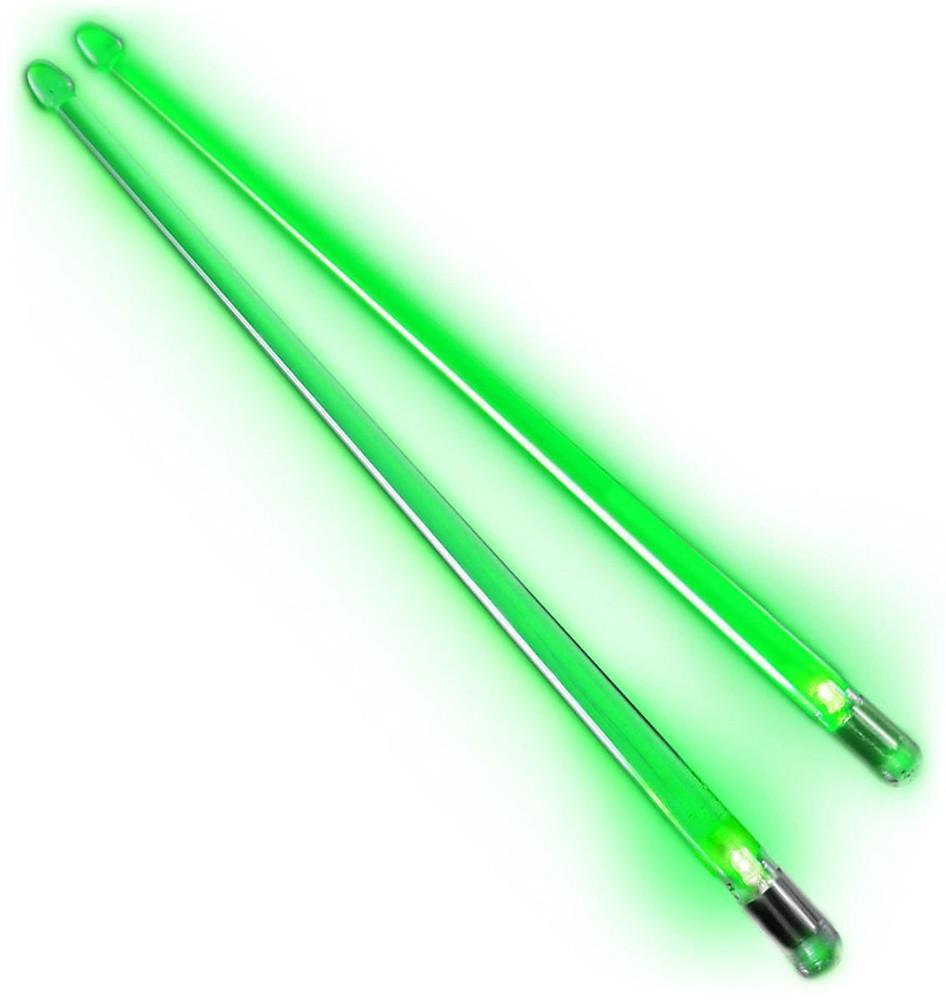 Firestix Firestix Screamin Green Light Up Drumsticks