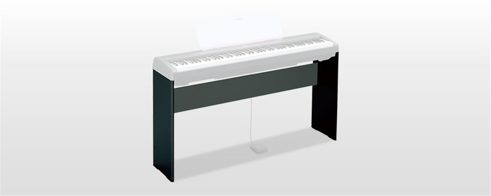 Yamaha Yamaha Black L85 Wood Keyboard Stand