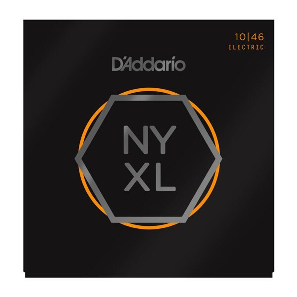 DAddario 10-46 Regular Light NYXL Electric Strings
