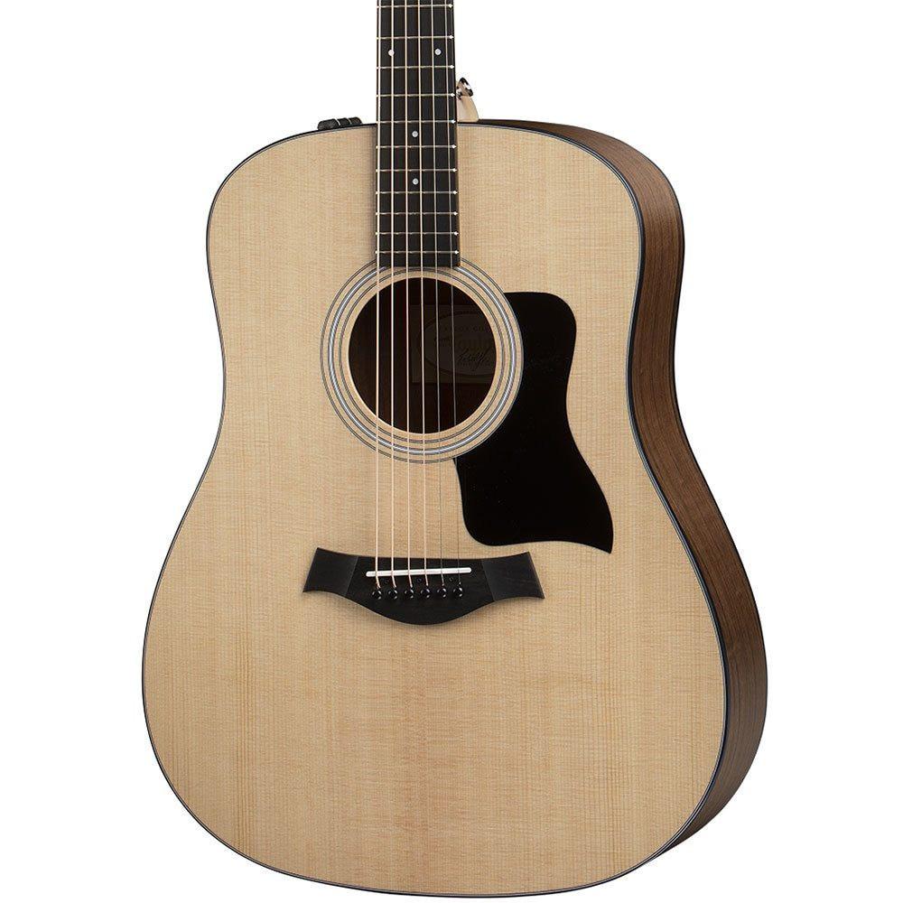 Taylor Guitars Taylor 110e Dreadnought Acoustic-Electric Guitar - Natural