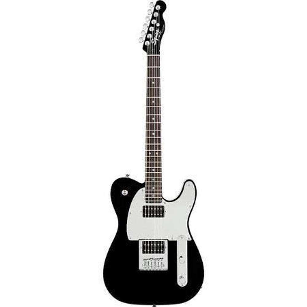 Fender Fender Squier J5 Telecaster Electric Guitar Black Rosewood Fingerboard