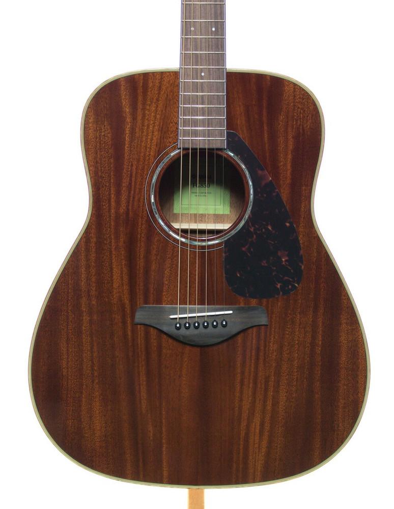 Yamaha Guitars Yamaha FG850 Acoustic Guitar