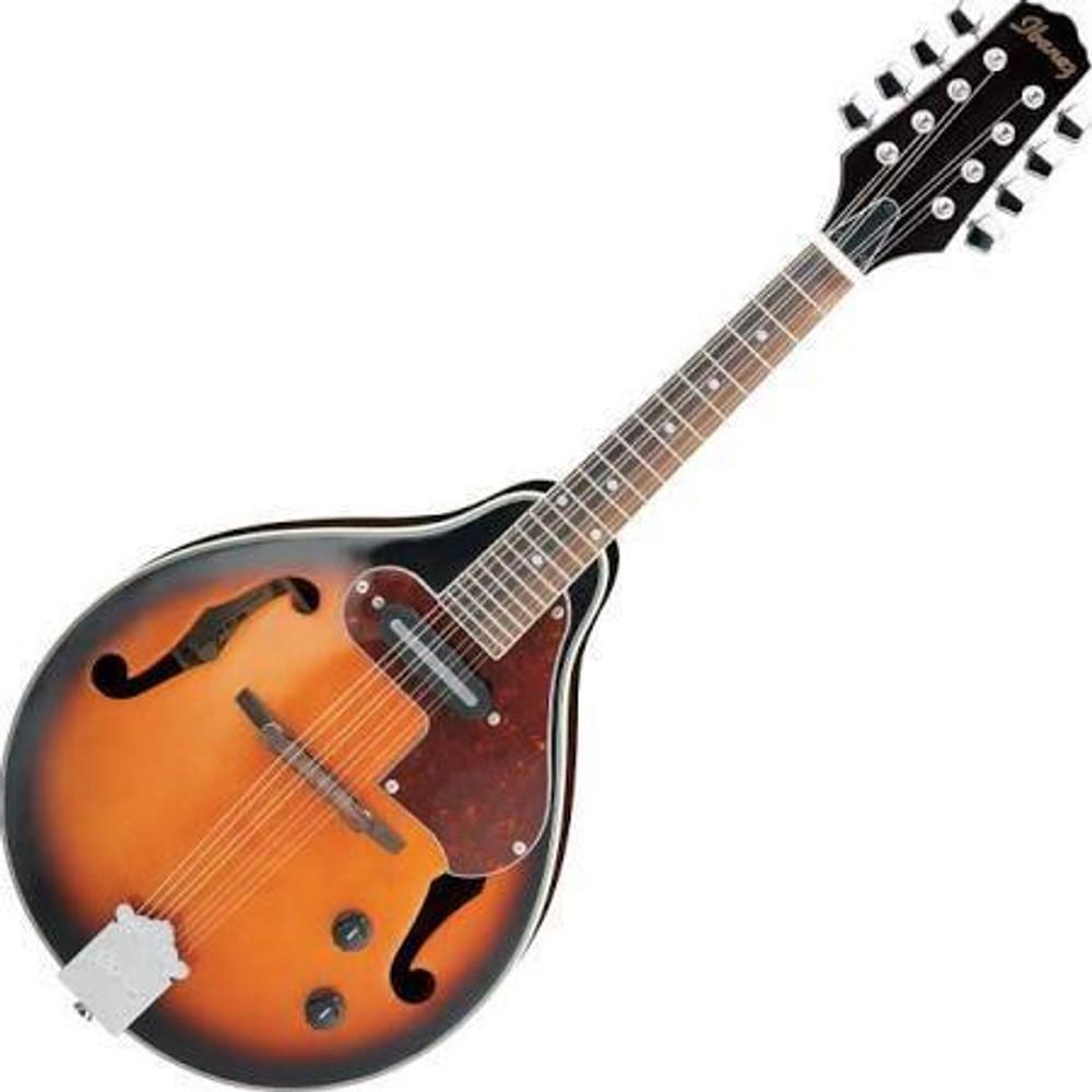 Ibanez Ibanez M510ESB Acoustic/Electric Mandolin Sunburst