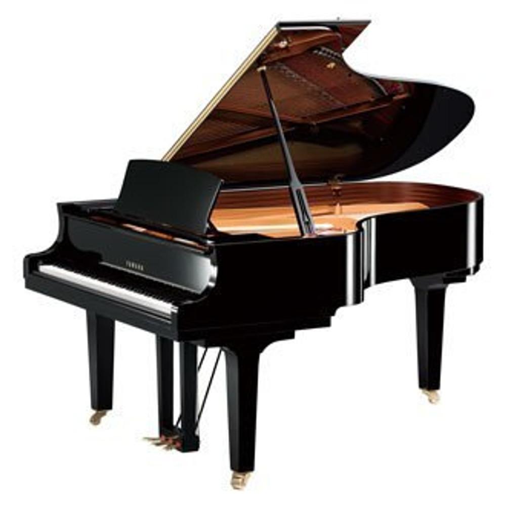 Yamaha Used Yamaha C5X Conservatory Grand Piano