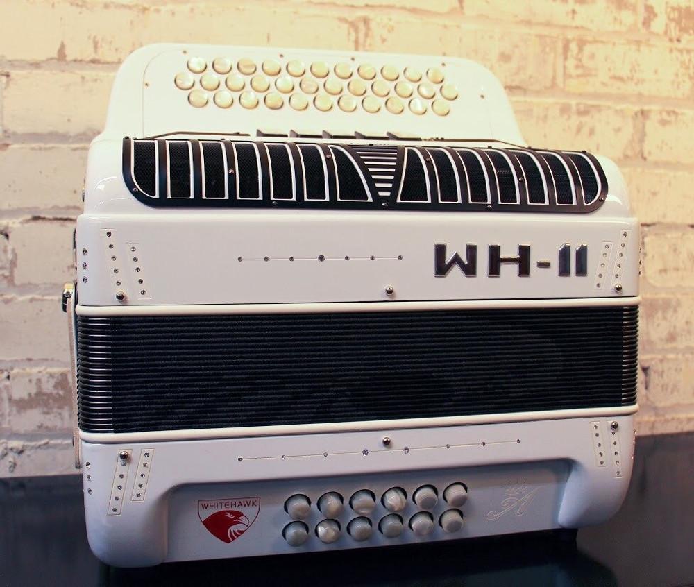 Hohner Hohner Anacleto Whitehawk GCF Accordion
