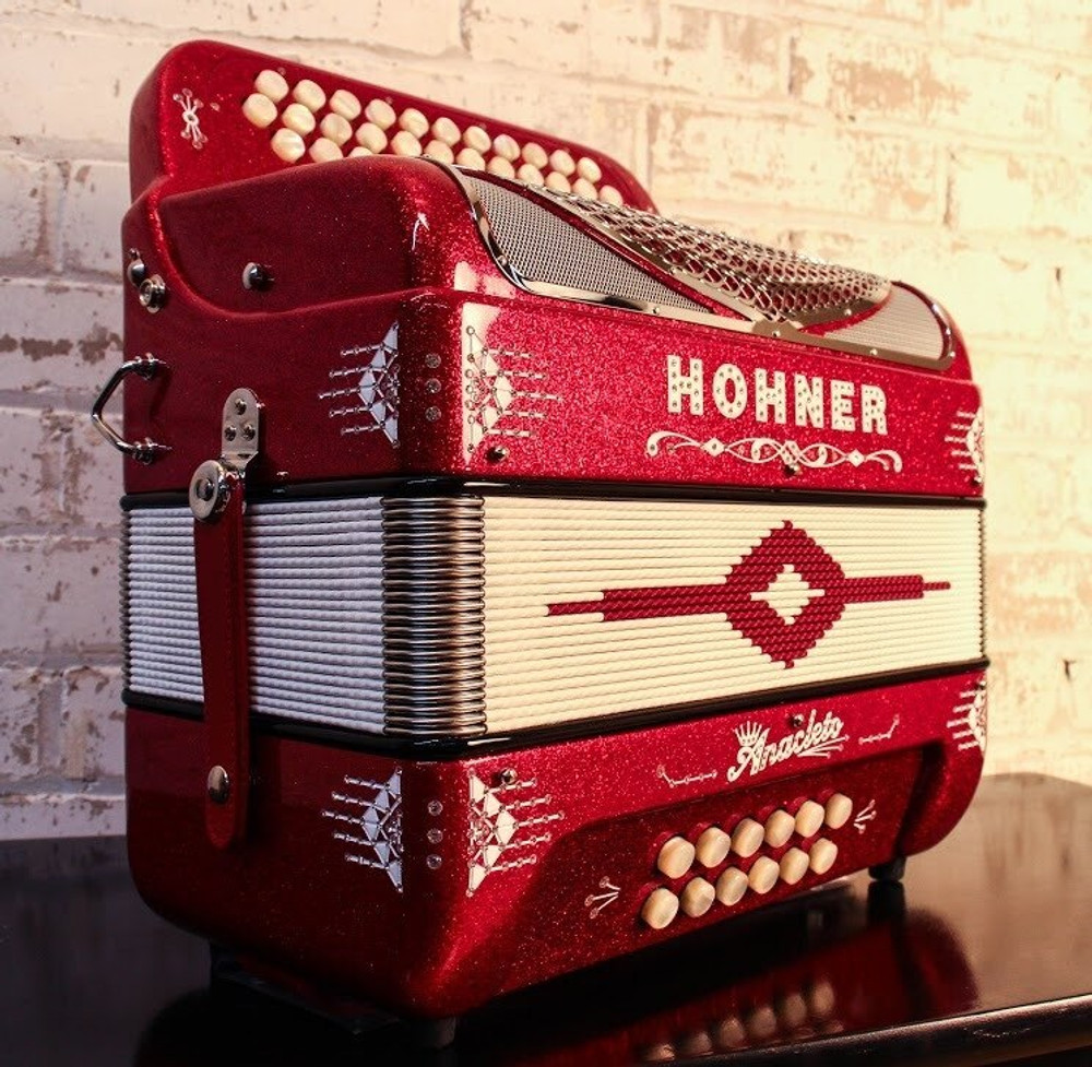 Hohner Hohner Anacleto NORTIIISENGRD Rey Del Norte EAD Accordion