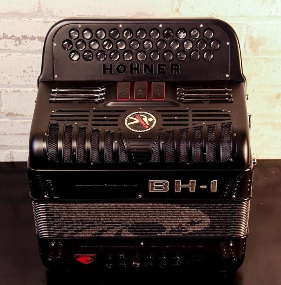 Hohner Hohner Anacleto BH13SEAD Blackhawk Accordion EAD