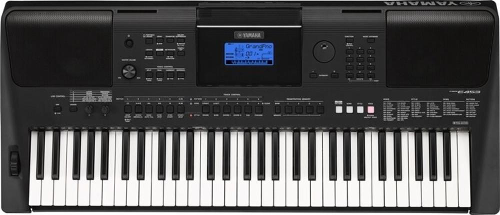 Yamaha Yamaha PSRE453 61-Key Portable Keyboard Arranger w/ Survival Kit
