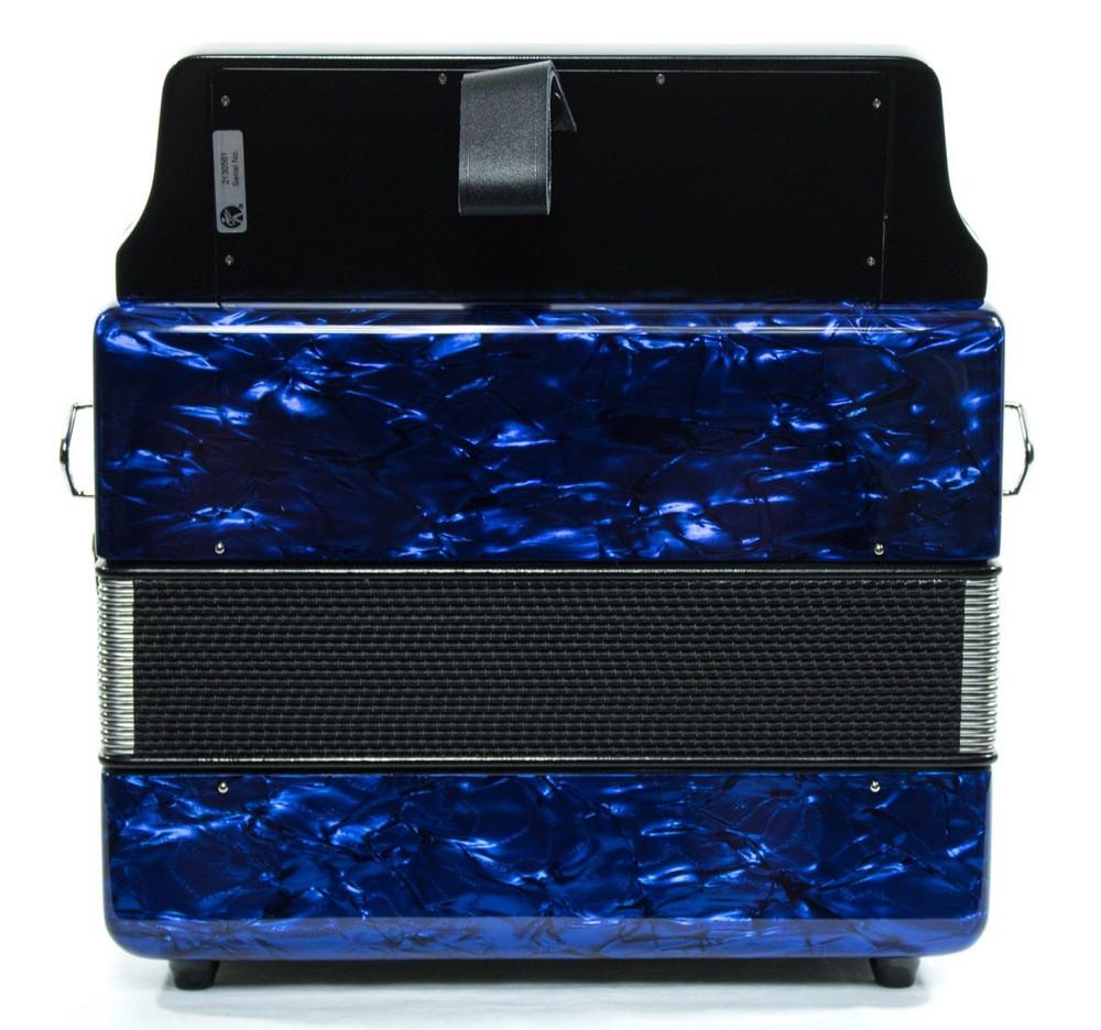 Hohner Hohner 3523GBL Corona II Classic GCF Dark Blue