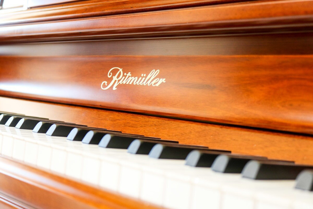 Ritmuller Ritmuller 43 Continental American Upright Piano