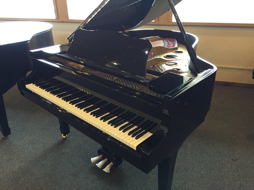 USED Yamaha C3BRR 6 1 Conservatory Grand w/ Bench