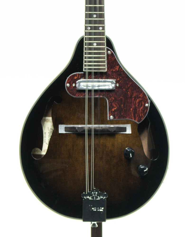Ibanez Ibanez A-Style M510EDVS Acoustic-Electric Mandolin Dark Violin Sunburst