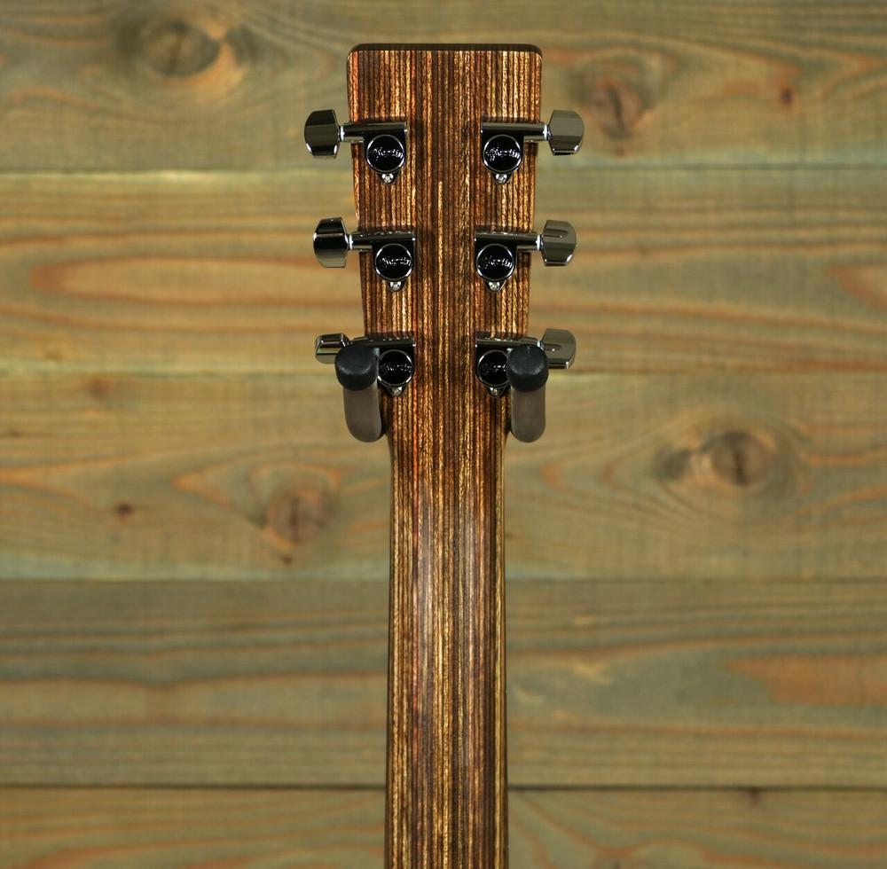Martin DEMO Martin DCX1AE Macassar Acoustic-Electric Guitar Natural MINT 8111