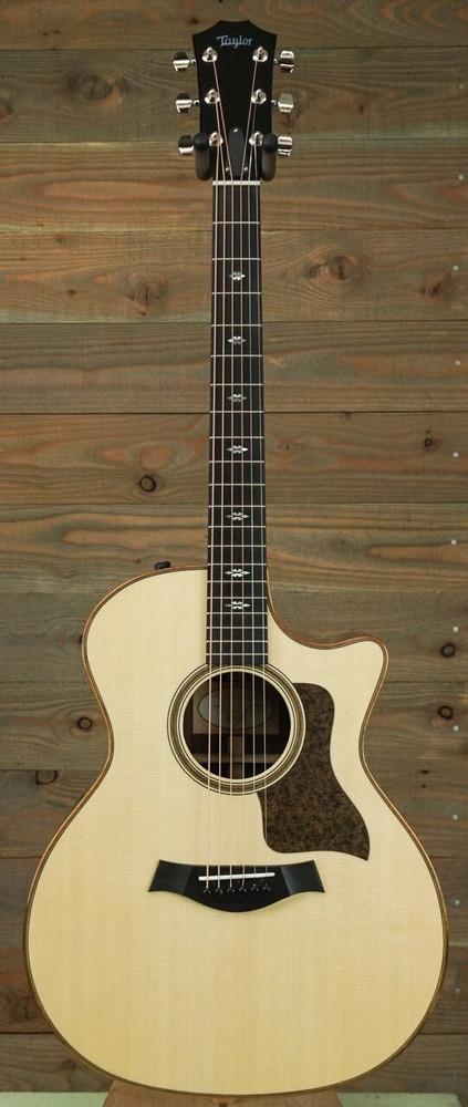 Taylor Guitars Taylor 714ce Grand Auditorium Acoustic-Electric Guitar Natural 2017
