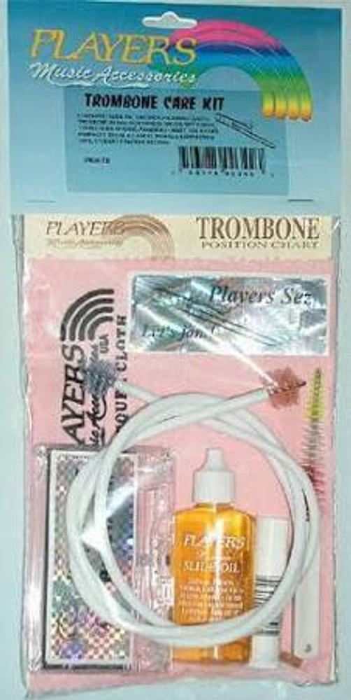 Players Players Trombone Care Kit