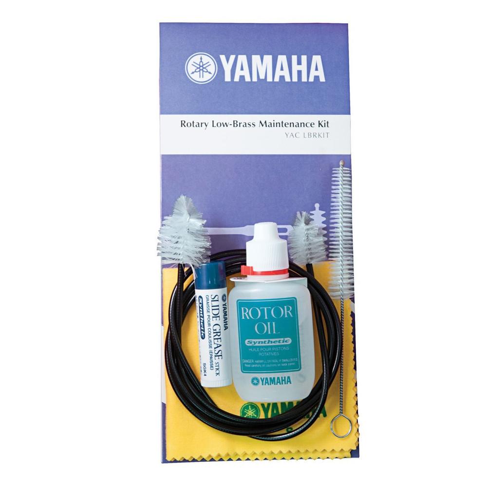 Yamaha Yamaha YACLBRKIT Low Brass Rotory Valve Care Kit