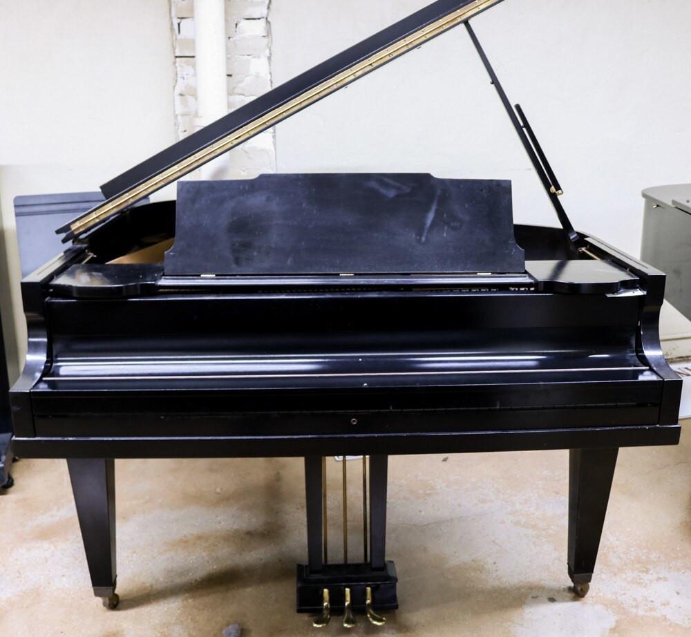 Kingsbury Kingsbury Black Baby Grand Piano