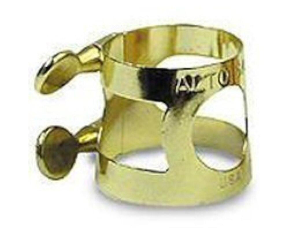 APM Apm Gold Alto Sax Ligature