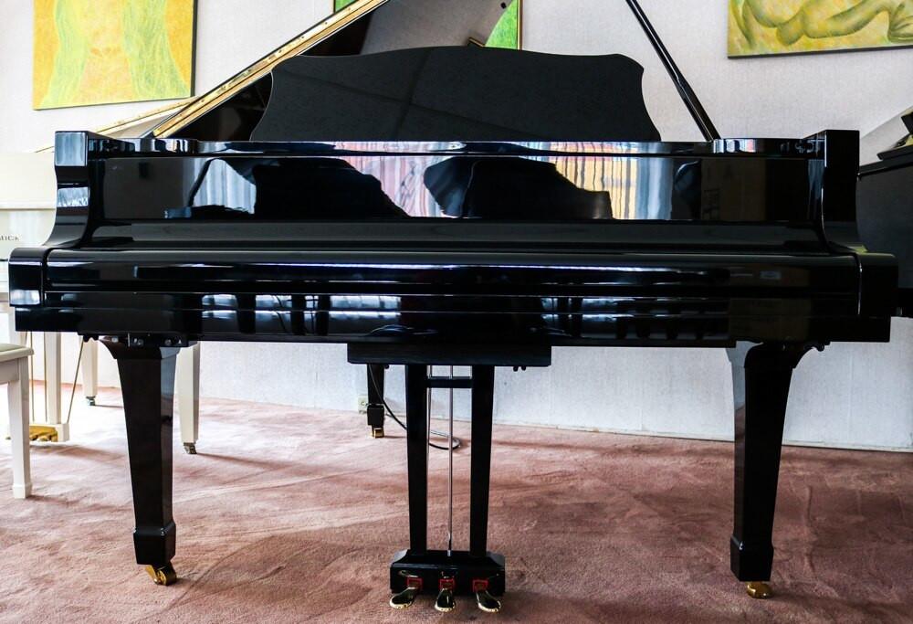 Yamaha Yamaha C7 76 Concert Collection Grand Piano w/ iQ Intelligent Player PianoDisc System