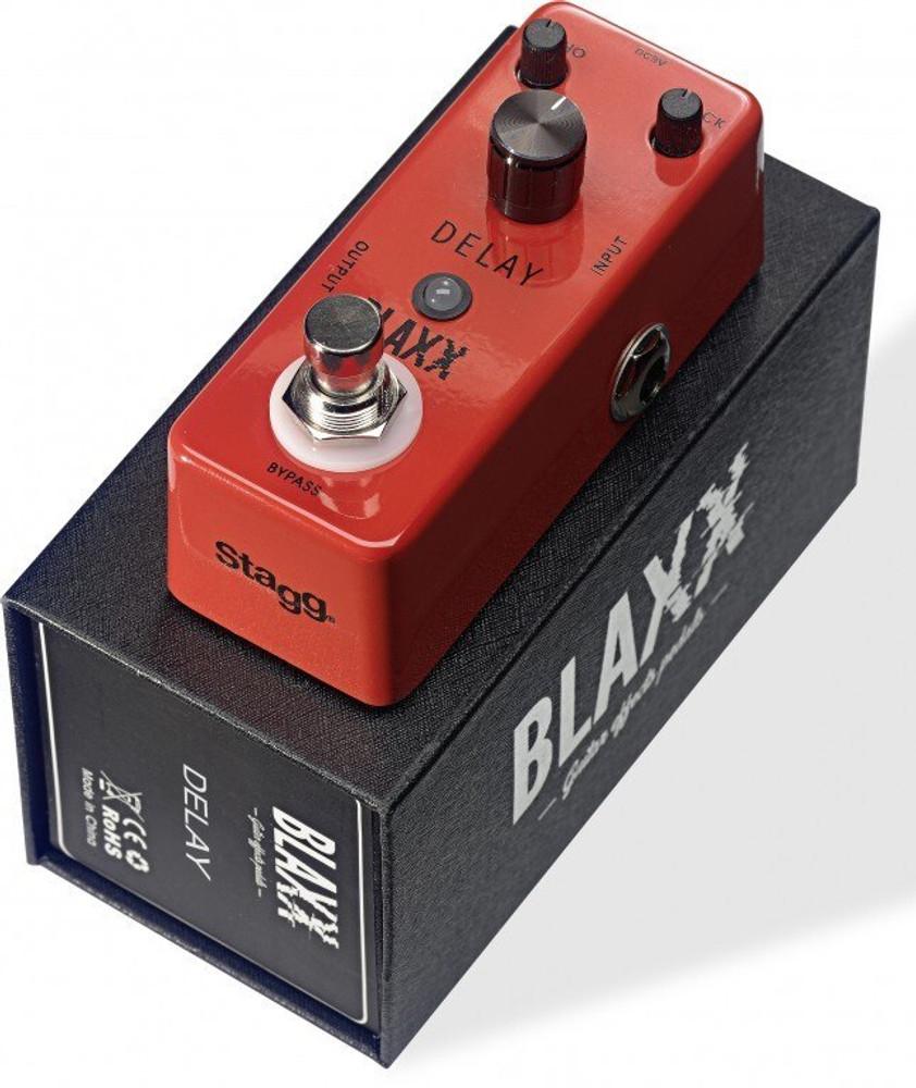 Blaxx Delay Mini Pedal