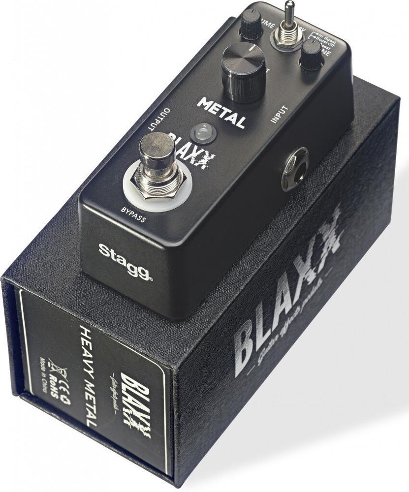 Blaxx Heavy Metal Mini Pedal