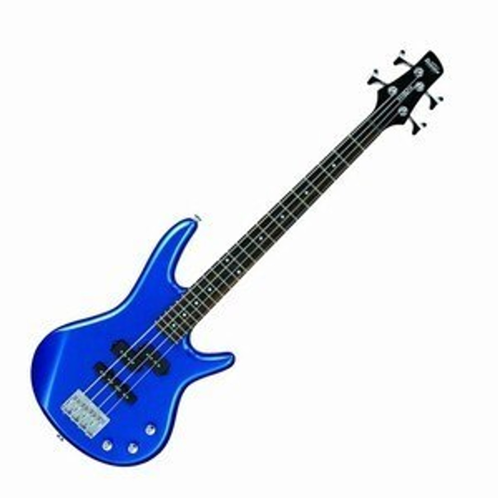 Ibanez Ibanez GSRM20SLB Blue Mikro Short-Scale Bass Guitar Pre-Owned