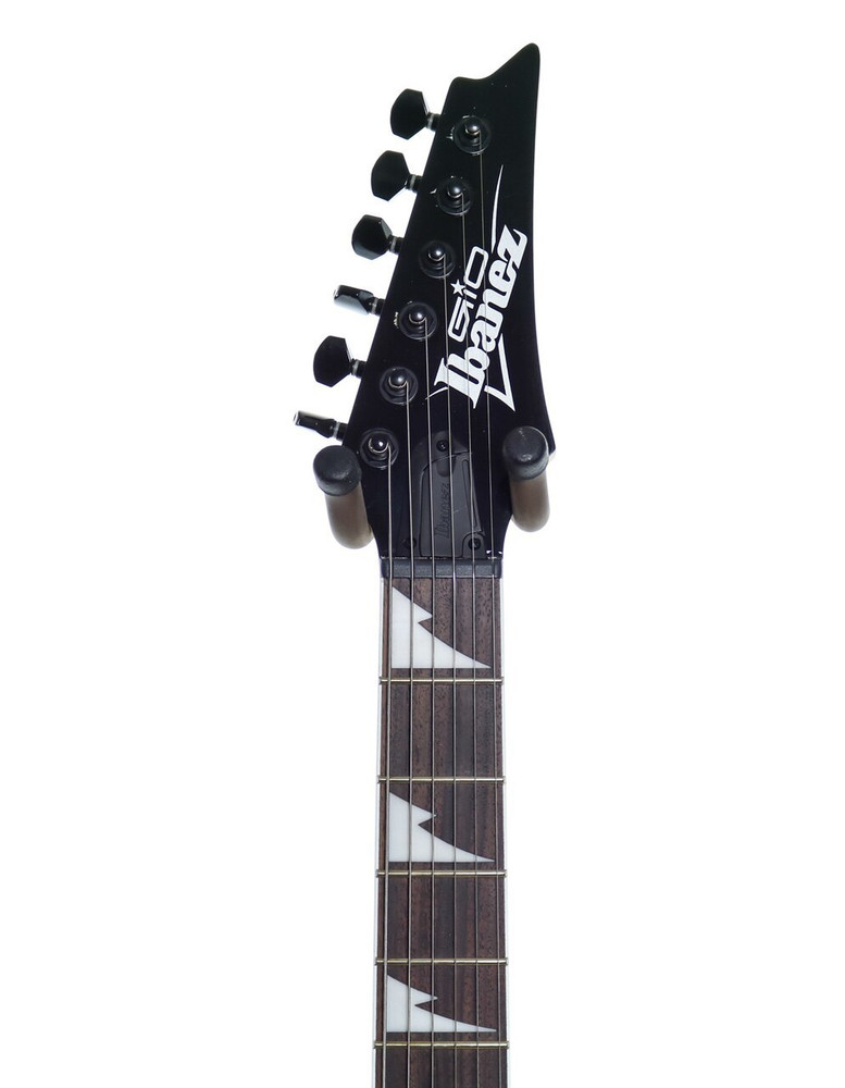 Ibanez Ibanez GRG121DX Electric Guitar Metallic Gray Sunburst