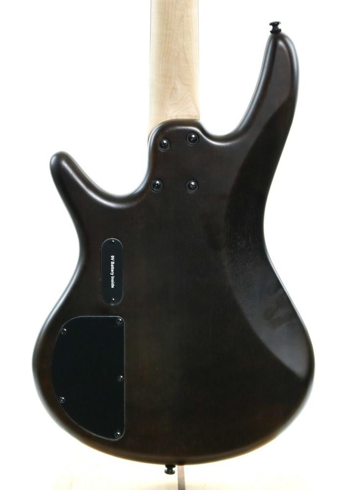 Ibanez Ibanez GSR200B GSR Electric Bass Guitar Walnut Flat
