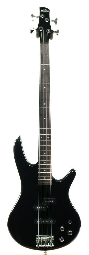 Ibanez Ibanez GSR200 Gio Electric Bass Guitar Black