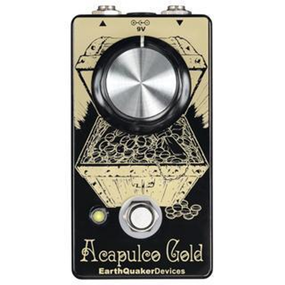 EarthQuaker EarthQuaker Acapulco Gold Power Amp Distortion Pedal Pre-Owned
