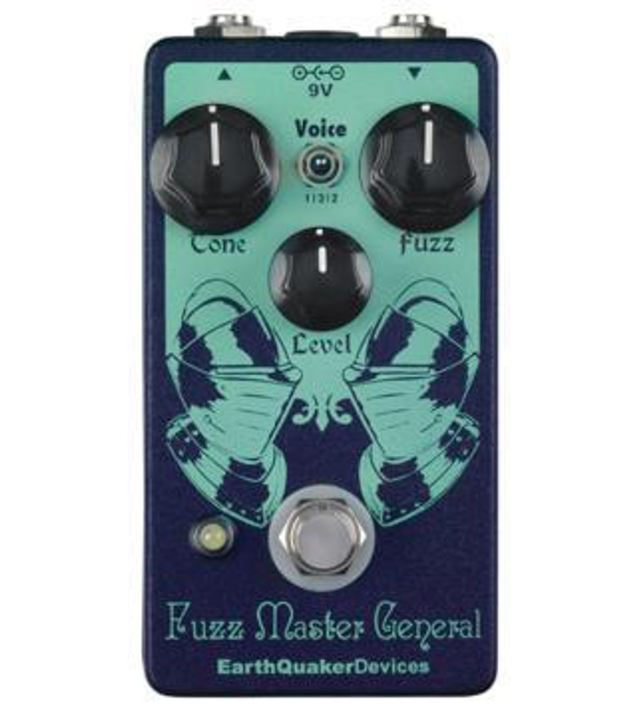 EarthQuaker EarthQuaker Fuzz Master General Octave Fuzz Blaster Pedal