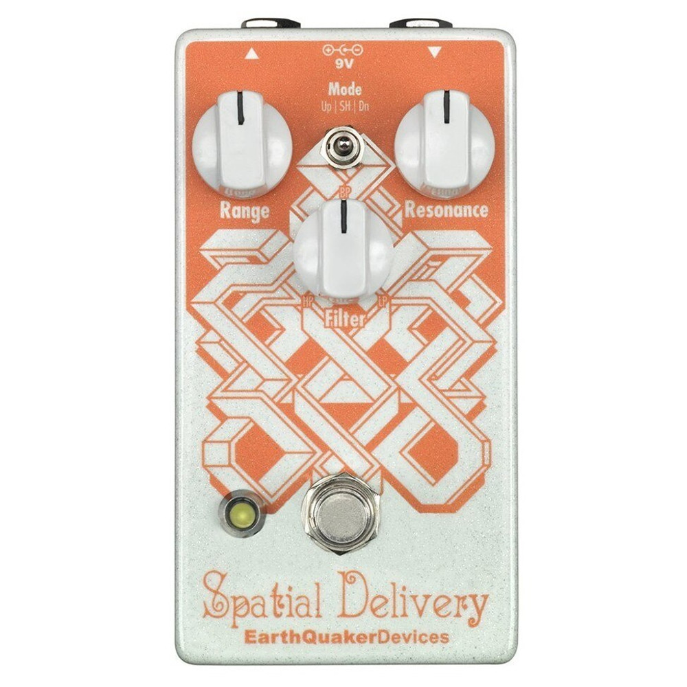 EarthQuaker EarthQuaker Spatial Delivery Sample and Hold/Envelope Filter Pedal