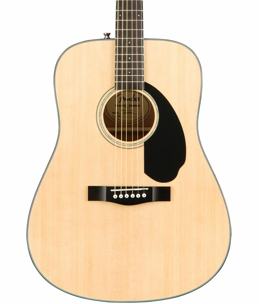 Fender Acoustic Guitars Fender CD60 Dreadnought Acoustic Guitar - Natural