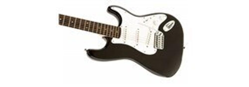 Fender Squier Bullet Stratocaster Electric Guitar Black