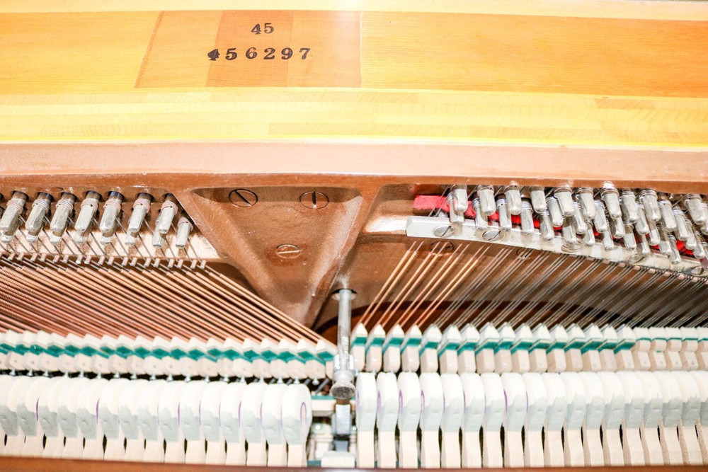 Steinway Steinway Studio Piano w/ Bench