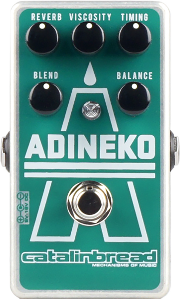 Catalinbread Catalinbread Adineko Oil Can Delay Guitar Effects Pedal