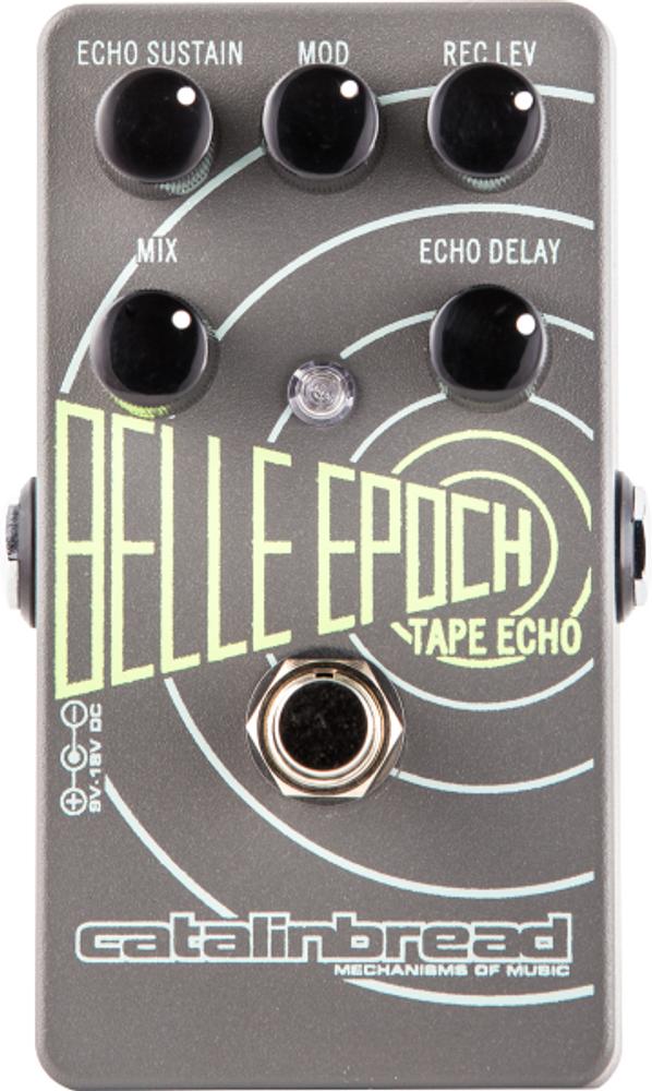 Catalinbread Catalinbread Belle Epoch EP3 Tape Echo Emulation Guitar Effects Pedal